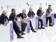 Пленарное заседание VII Санкт-Петербургского международного культурного форума