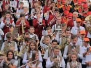 Фестиваль «Серебряные трубы Черноморья» вновь зазвучал в Артеке