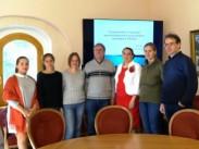 Рабочая встреча по сохранению нематериального культурного наследия состоялась в ГРДНТ им. В.Д. Поленова
