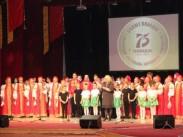 Национальный проект «Культура»: в Бузулуке состоялось торжественное открытие XXX областного фестиваля народного творчества «Салют Победы»