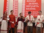 VIII открытый областной конкурс по русской традиционной пляске «Молодо-зелено, погулять велено» прошел в Твери