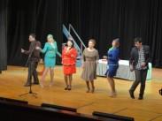 В Оренбуржье прошло открытие областного фестиваля любительских театров «Огни рампы»
