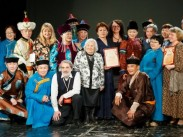 Итоги II Всероссийского фестиваля любительских театров «Две маски»