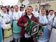 Брянск на два дня стал столицей XV Всероссийского фестиваля народных хоров и ансамблей