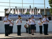 Праздник каспийской флотилии «Каспий – берега дружбы»