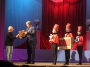 Всероссийский фестиваль сельских театральных коллективов «Театральные встречи в провинции» вновь прошел в Ивановской области