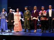 В Москве состоялся Гала-концерт лауреатов I Всероссийского фестиваля патриотической песни «Мое Отечество – моя  Россия»