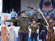 Cвыше 4500 человек стали зрителями XIX межрегионального фестиваля «Оренбург-форпост России»