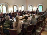 В ЦРФ ГРДНТ им. В.Д. Поленова прошел семинар по фиксации явлений традиционной народной культуры