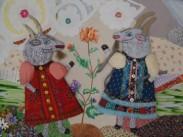 Передвижная выставка авторских текстильных произведений лауреатов и дипломантов конкурса «Искусство современного шитья – 2019»