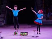 Фестиваль-конкурс цирковых любительских коллективов «Звезды цирка» состоялся в Иркутске