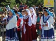 Всероссийский интернациональный фестиваль «Дружба народов» прошел в Крыму