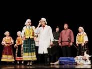 Всероссийский фестиваль фольклорных театров «Охочие комедианты» в четвертый раз прошел в Ярославле