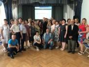 Творческая лаборатория для руководителей любительских казачьих коллективов состоялась в Ставрополе