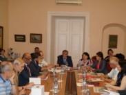 В ГРДНТ им. В.Д. Поленова состоялся круглый стол «Система информационно-методического взаимодействия государственных структур и общественных объединений»