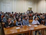 Творческая лаборатория Всероссийского фестиваля народного творчества «Салют Победы» прошла в Санкт-Петербурге