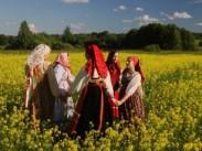 О Российском фестивале-конкурсе детских фольклорных коллективов «Дёжкин карагод»