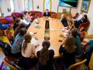 3-я отчетно-проектная сессия по экспедиционной работе Центра русского фольклора