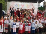 В северной столице России прошел V-й юбилейный Всероссийский фестиваль художественного творчества малочисленных финно-угорских и самодийских народов