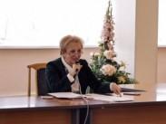 Директор ГРДНТ им. В.Д. Поленова Тамара Валентиновна Пуртова выступила с лекцией в МГИК