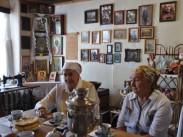 Экспедиционная поездка по мониторингу современного состояния традиционной казачьей культуры Волгоградской области