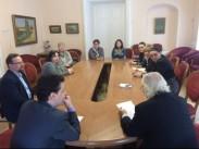 В ГРДНТ им. В.Д. Поленова прошел Круглый стол «Запад — Восток: стратегии сохранения нематериального культурного наследия»