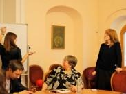 Семинар-тренинг «Современные подходы к межкультурному диалогу в информационном пространстве» состоялся в ГРДНТ им. В.Д. Поленова
