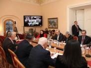 В ГРДНТ им. В.Д. Поленова состоялся круглый стол «Центр культуры народов России - актуальные вопросы сотрудничества»