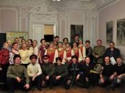Творческая встреча «Славянское вече» состоялась в ГРДНТ им. В.Д. Поленова