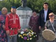 Финно-угорские этнографы, мастера и артисты побывали в Венгрии
