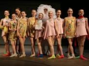 Итоги IX областного конкурса детских хореографических коллективов «Краски радуги»
