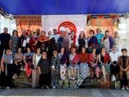 Награждение участников Международного форума-выставки «Мастеровая»