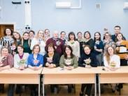 Завершила работу Всероссийская творческая мастерская «Фольклор и дети»