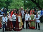 В Москве состоялась XI Мастерская русского танца