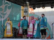 Юбилейный XV Всероссийский фестиваль-конкурс народных хоров и ансамблей «Поет село родное» прошел в Омской области
