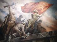 В Балашихе состоялся региональный этап Всероссийской выставки-смотра «Салют Победы» художников-любителей и народных мастеров Московской области