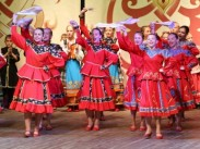 Храня и развивая фольклор, фестиваль «Кубанский казачок» служит процветанию многонациональной культуры