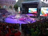В Артеке завершился фестиваль «Серебряные трубы Черноморья»