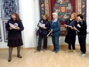 XI Всероссийский фестиваль декоративного искусства «Лоскутная мозаика России» начался в Иваново