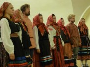 Народная музыка сквозь века и границы
