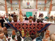 Открылся Всероссийский конкурс народных мастеров «Русь мастеровая»