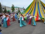 Артисты из 11 стран мира приняли участие в Международном фестивале национальных культур «Бердэмлек» - «Содружество»