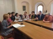 В ГРДНТ им. В.Д. Поленова состоялось первое заседание Оргкомитета IV Всероссийского конгресса фольклористов