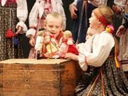 О проведении Российского видеоконкурса театрализованных программ детских и молодежных творческих объединений «Фольклорная карусель»