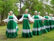 В Бурятии состоялся II фестиваль русской культуры «Байкальский хоровод»