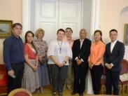 Государственный Российский Дом народного творчества имени В.Д. Поленова посетили коллеги из Китайской Народной Республики