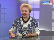 Интервью директора ГРДНТ им. В.Д. Поленова Тамары Валентиновны Пуртовой телеканалу