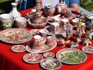 II Межрегиональный фестиваль-конкурс народных ремесел «Хлудневское древо» состоялся в Калужской области