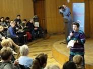 Второй день работы Всероссийского съезда клубных учреждений
