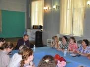 В Михайловке прошел круглый стол по проблемам сохранения традиционной казачьей культуры